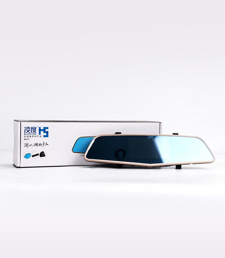 凌度行车记录仪A66C(后视镜系列)